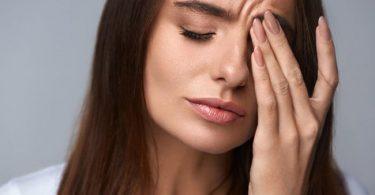 Síntomas del dolor ocular