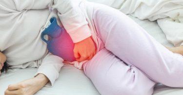 Síntomas de espasmos en la vejiga
