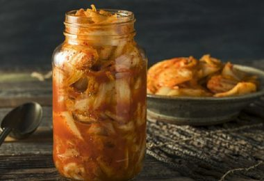 Conoce los beneficios del kimchi