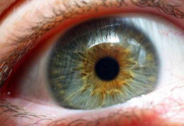 persona con retinopatia diabética