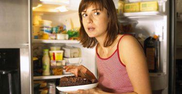 Qué es el síndrome de la ingesta nocturna