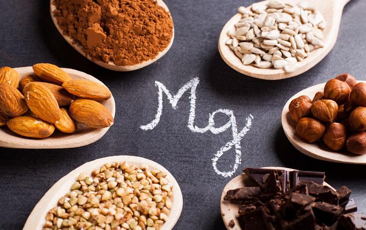 tratar la depresión con suplementación de magnesio