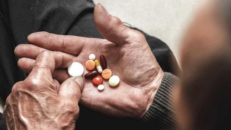 medicamentos relacionados con la demencia