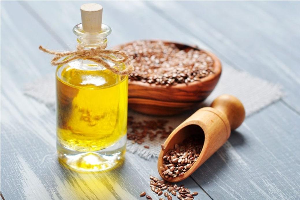 aceite de linaza para agrandar la próstata