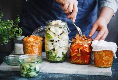 los mejores alimentos fermentados que puedes incluir en tu dieta