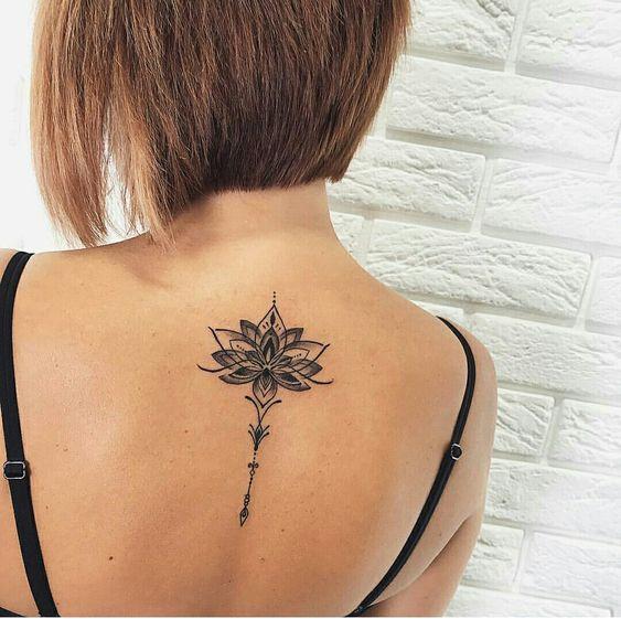 As melhores fotos de tatuagens nas costas
