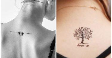 Las mejores fotos de tatuajes en la espalda
