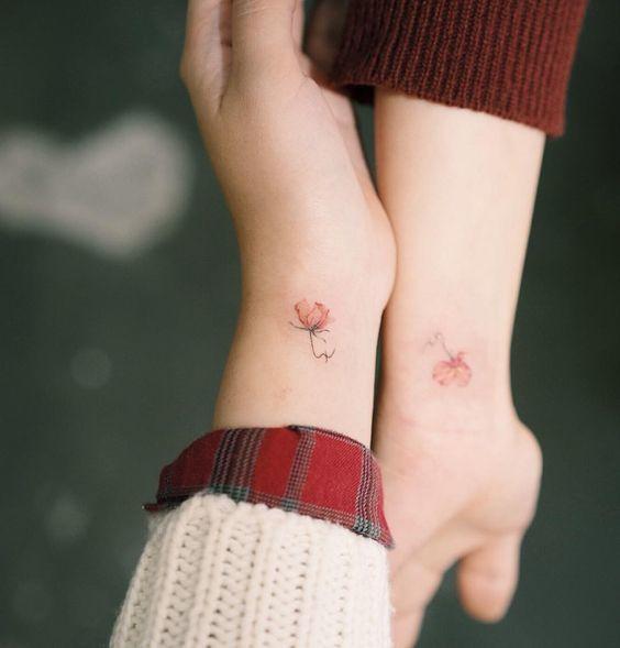 Un tatuaje para parejas