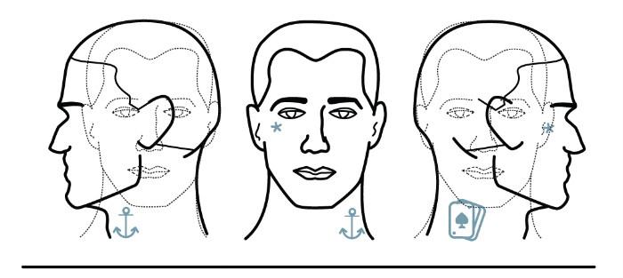 aliviar el dolor muscular rotación del cuello