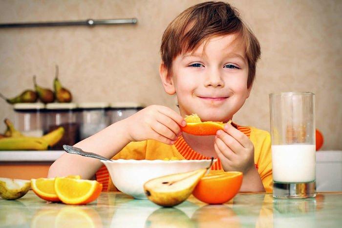 Consejos para que los niños coman verduras