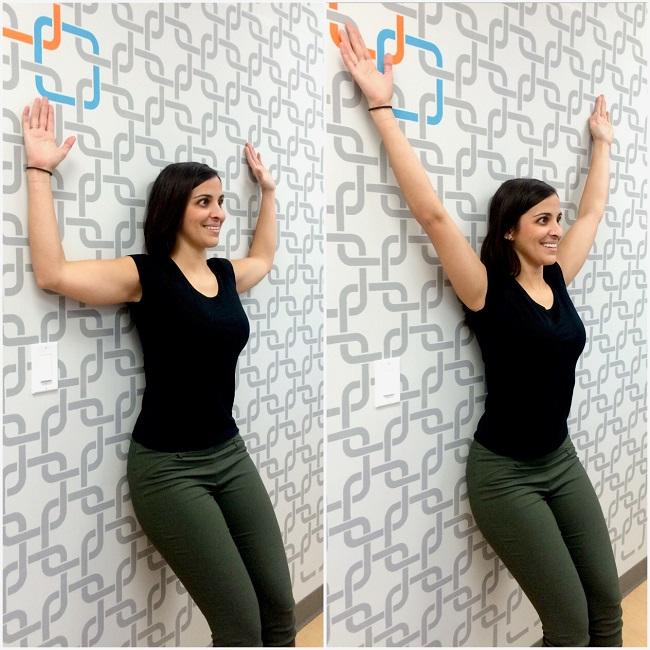 postura alas de angel ejercicios para mejorar la postura