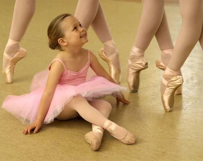 Bebeficios del ballet para los niños