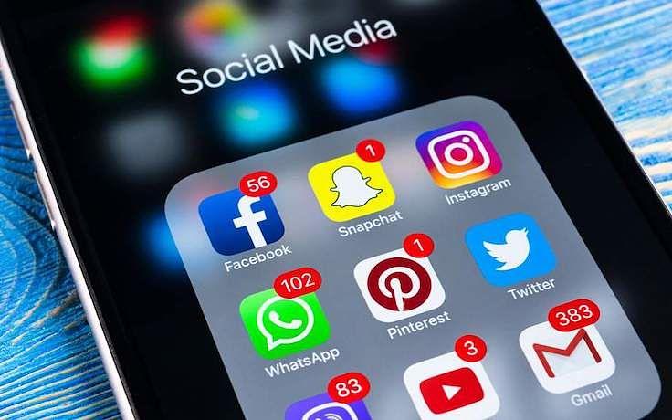 las redes sociales afectan la vida