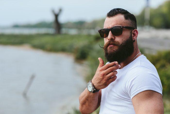 barba para cachetones