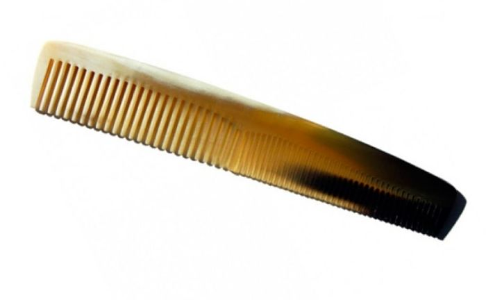 Peine de caucho para barba