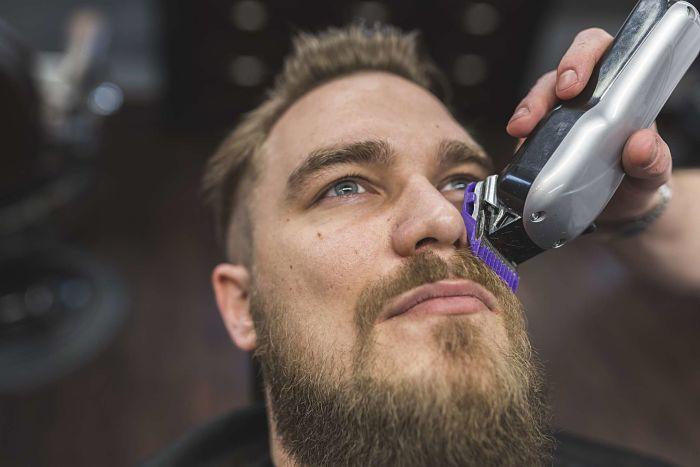 afeitadora electrica para barba