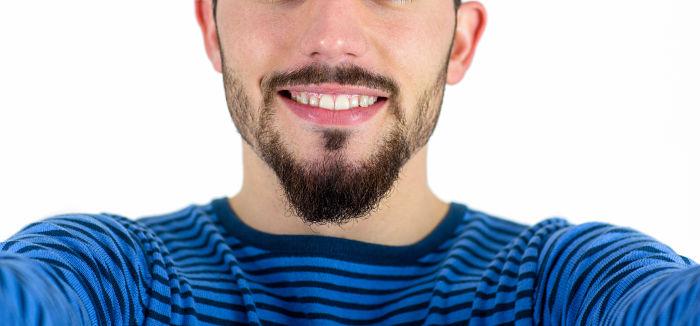 barba perilla para calvos