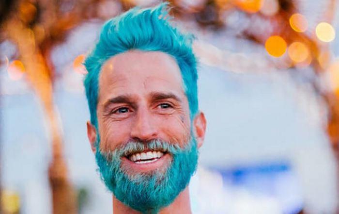 barbas de color