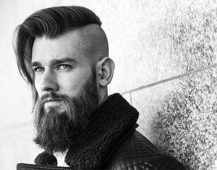 Corte de cabello hipster media melena
