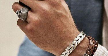 Las mejores pulseras y joyas para hombres