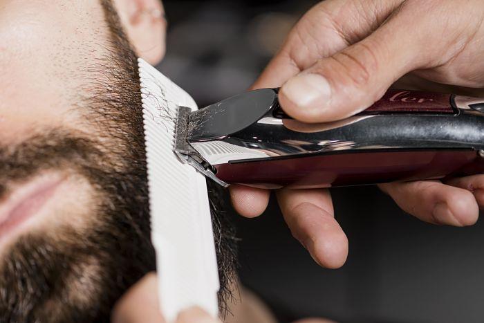 cabezal de afeitadora de barba