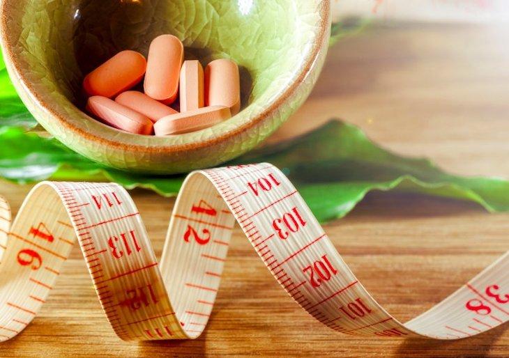 Suplementos para bajar de peso
