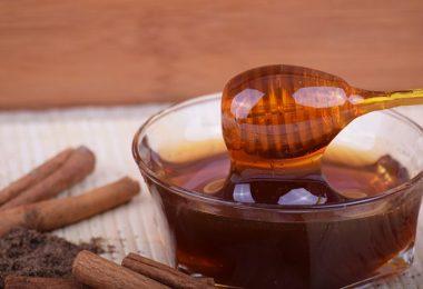 Té de canela y miel contra las nauseas