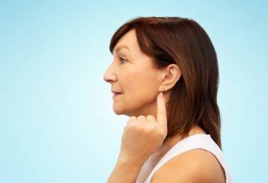 Infección lóbulo de la oreja