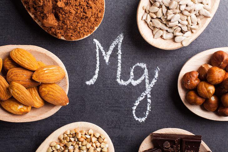 magnesio ayuda en desequilibrios hormonales