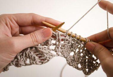 La terapia de tejido: 5 beneficios de tejer para la salud