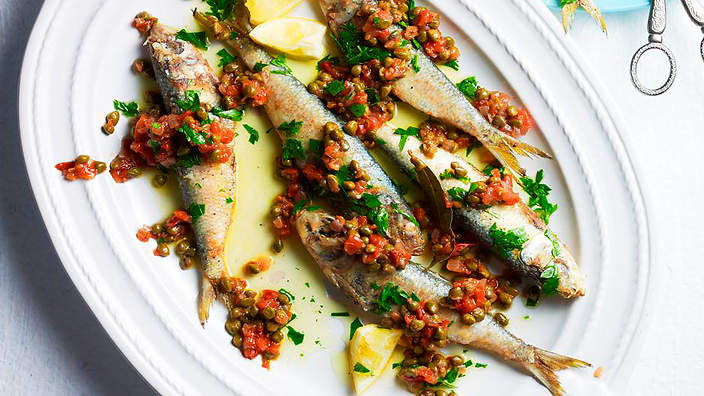 Beneficios de las sardinas