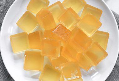 Gomitas de vinagre para controlar el azúcar en la sangre y perder peso
