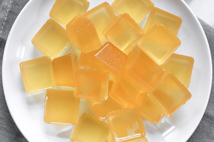 gomitas de vinagre para controlar el azúcar