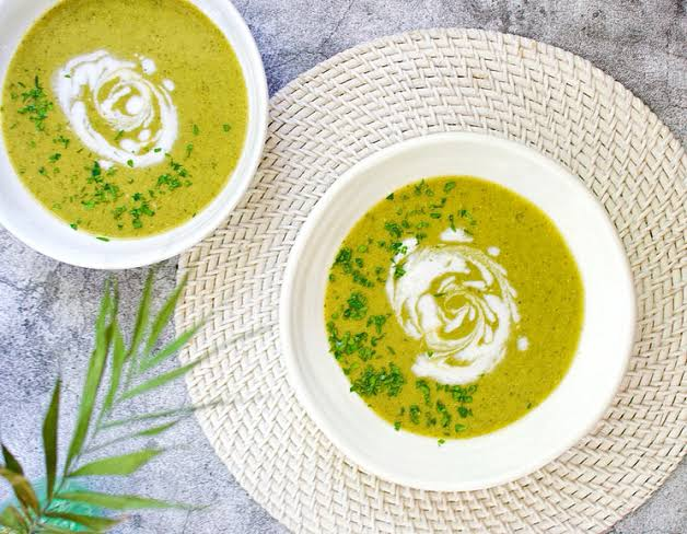 sopa curativa para el intestino