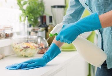 Cómo deinfectar la casa frente al nuevo coronavirus