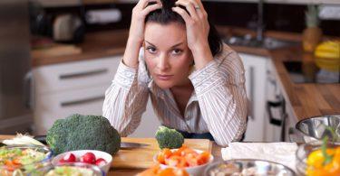Trastorno con la comida ortorexia nerviosa