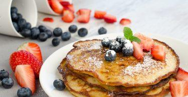 Deliciosos hotcakes sin gluten para personas con diabetes