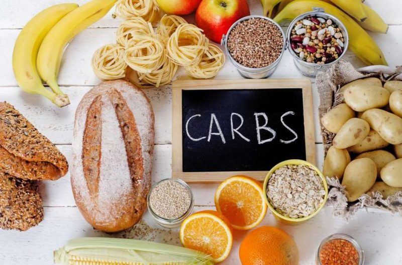 Fuentes de carbohidratos simples y complejos
