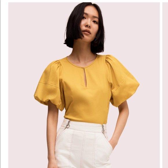 tendencias de moda mangas abombadas