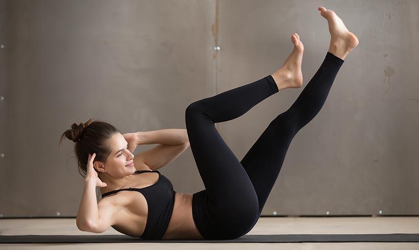 Famosos con rutinas de ejercicio para un vientre plano