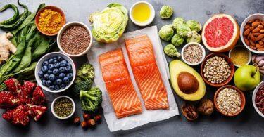 Alimentos que dan aumento de energía