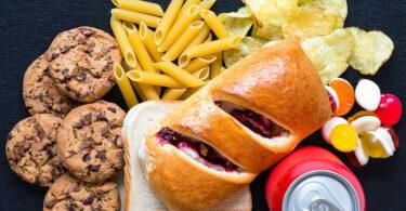 Alimentos con gluten que debes evitar