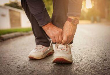 Aprende cómo caminar para poder bajar de peso