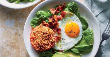Como tener un desayuno saludable para bajar de peso