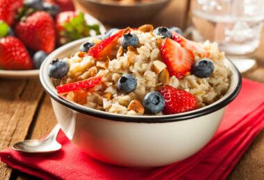 Desayunos que tienen menos de 200 calorías
