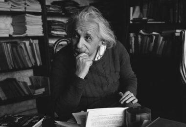 Reflexiones y pensamientos de Einstein