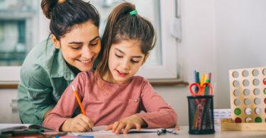 Ayudar a tu hijo a estudiar desde casa
