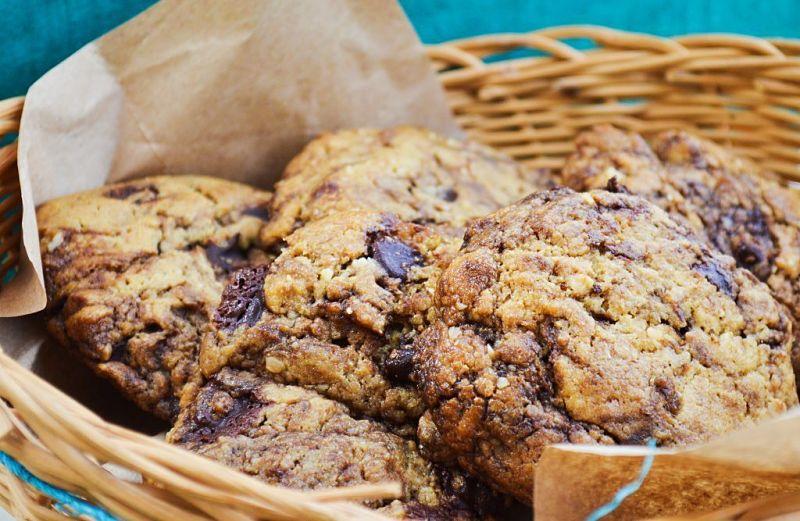 Aprende cómo preparar galletas veganas para un desayuno poderoso