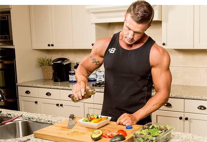 Ganar masa muscular siendo vegetariano