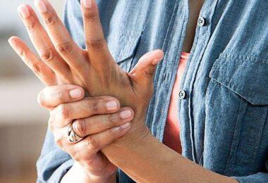 Dolor en la mano por neuropatía
